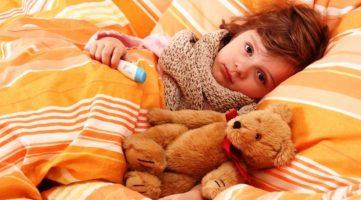 Почему дети болеют? Часть 1